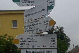 Klub slovenských turistiov, Levoča - Spišský hrad