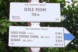 Klub slovenských turistov, Vyhne - Obnova, oprava a údržba turistického značenia vybraných úsekov turistických chodníkov v pohorí Štiavnické vrchy