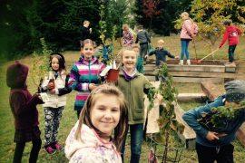 Škola u Filipa - Chutná záhrada, ktorá učí