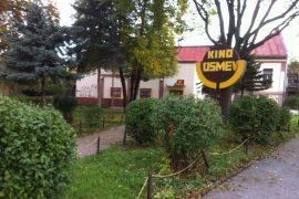 OZ Cinefil, Košice - Zelená aleja Kina Úsmev