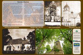 Obec Zázrivá - Revitalizácia aleje líp a sprístupnenie zrúcaniny kostola