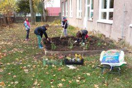 Základná škola P. Jilemnického, Zvolen - Školská oáza oddychu